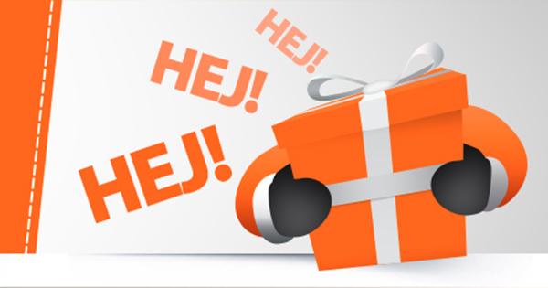Hej.sk rozdáva 100€ na darčeky