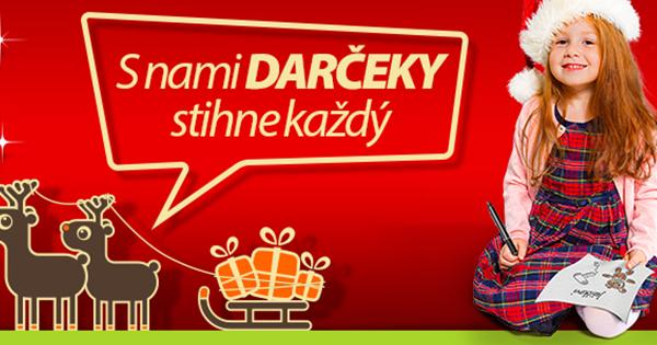 Každý nájde darčeky na Hej.sk