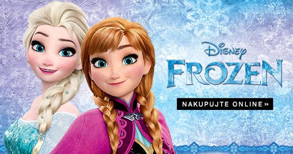 Kolekcia Ľadové kráľovstvo pre malé princezné