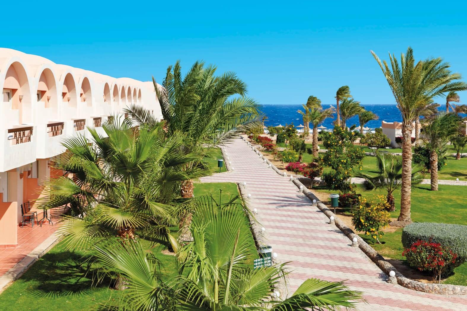 Majte luxusnú dovolenku v Egypte