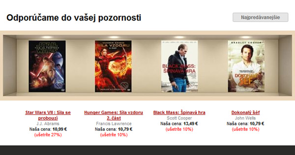 Tipy na filmové novinky, ktoré nájdete na Martinus.sk